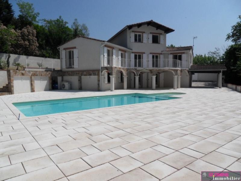 Deluxe sale house / villa Quint fonsegrives 780000€ - Picture 1