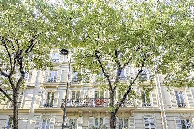 Vente appartement Paris 17ème 321000€ - Photo 1