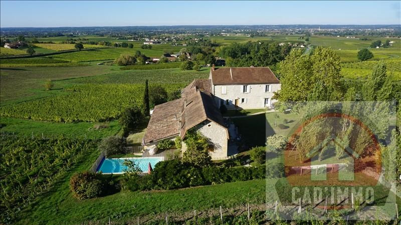 Vente de prestige maison / villa Monbazillac 651000€ - Photo 1
