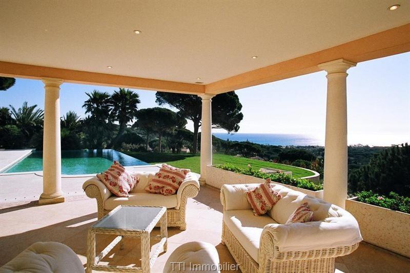 Deluxe sale house / villa Sainte maxime 2680000€ - Picture 2
