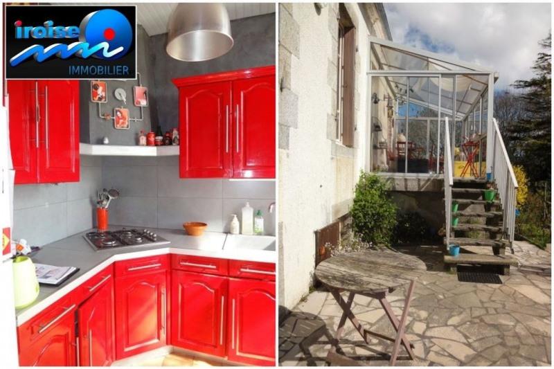 Sale house / villa Brest 101800€ - Picture 4