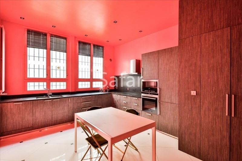 Vente de prestige appartement Paris 16ème 3050000€ - Photo 4
