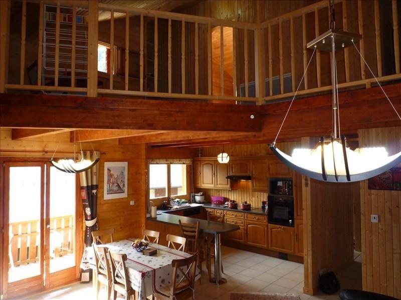 Vente maison / villa Montmin 398000€ - Photo 4