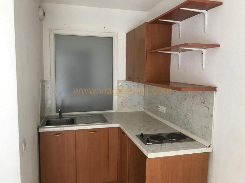 Lijfrente  appartement Nice 39850€ - Foto 5