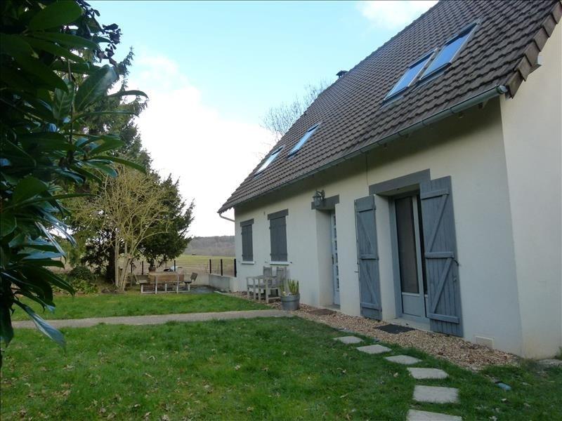 Vente maison / villa Montfort l amaury 525000€ - Photo 1