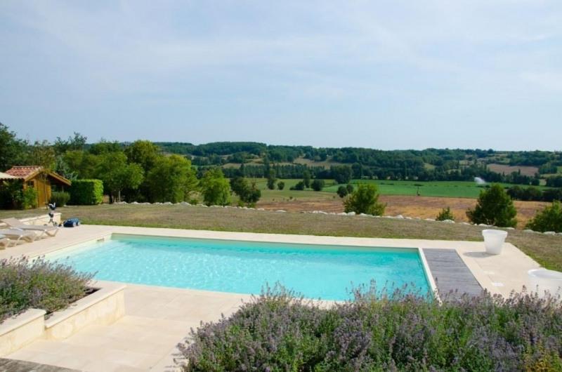 Sale house / villa Villereal 425250€ - Picture 2