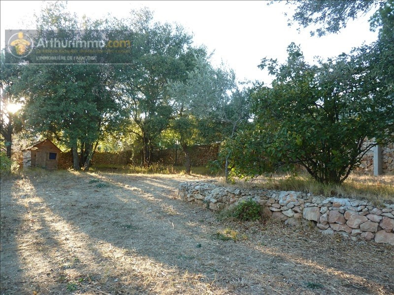 Sale site Seillons source d argens 108 000€ - Picture 1