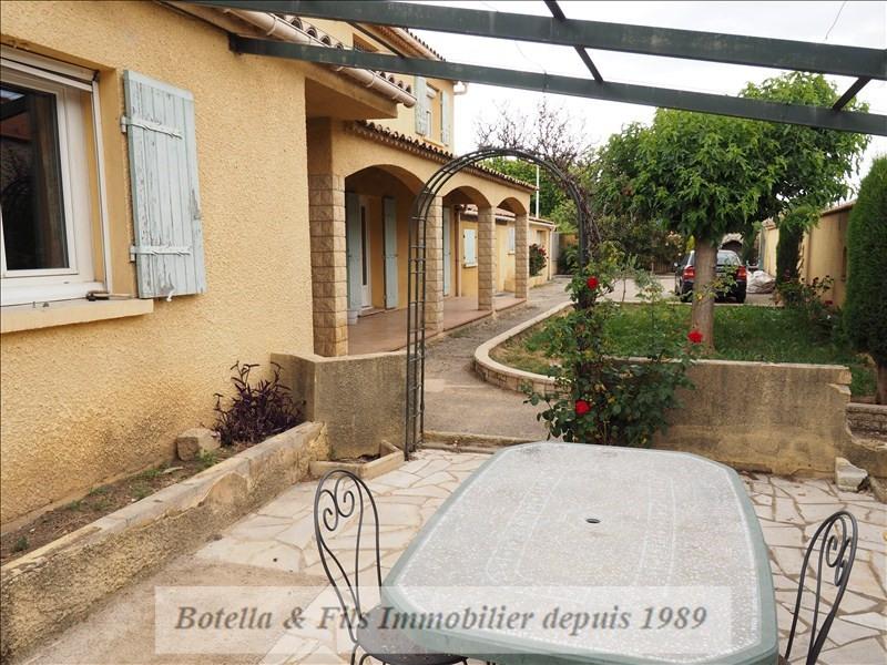 Vente maison / villa Bagnols sur ceze 249000€ - Photo 9