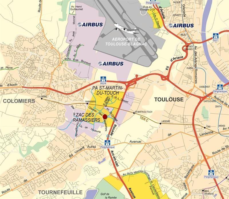 Location Bureau Colomiers 0