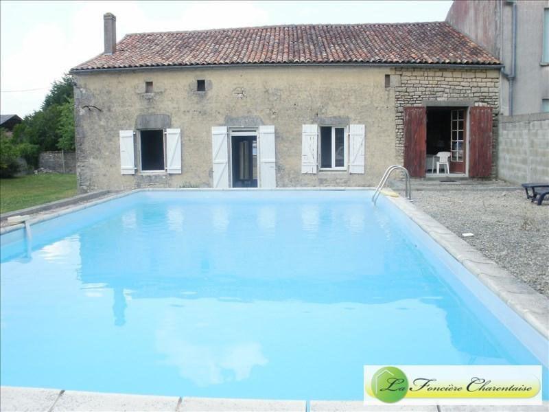 Sale house / villa Verdille 92000€ - Picture 1