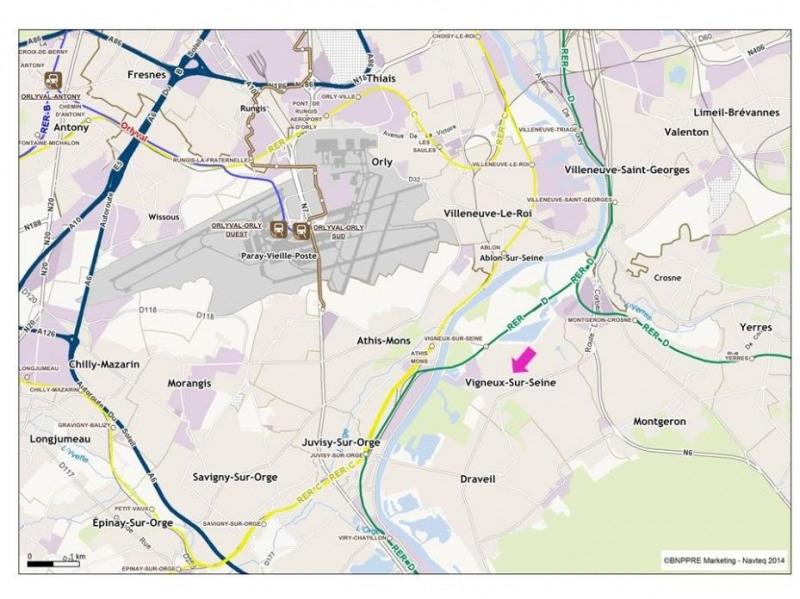 Location Local d'activités / Entrepôt Vigneux-sur-Seine 0