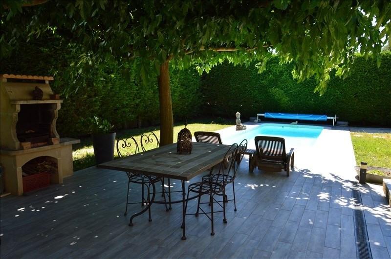Verkoop  huis Le thor 335000€ - Foto 7