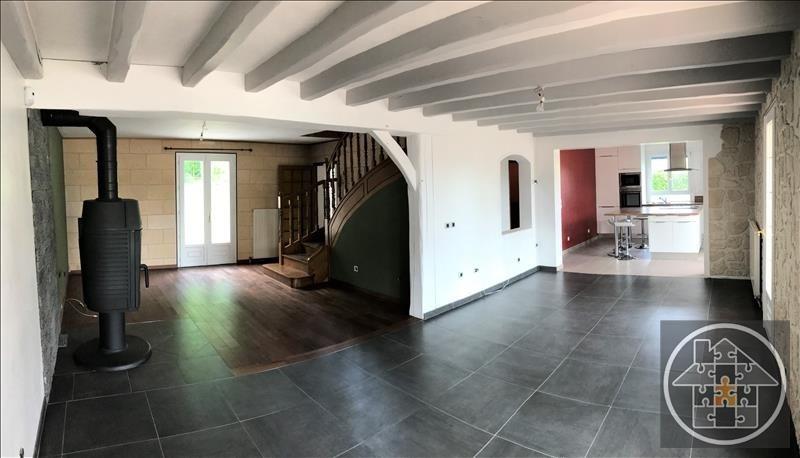Sale house / villa Le plessis brion 315000€ - Picture 2