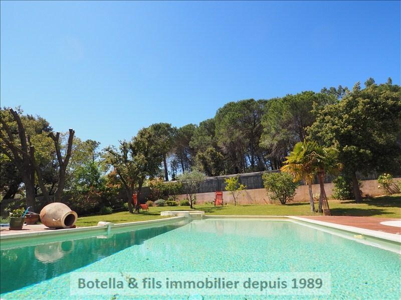 Immobile residenziali di prestigio casa Goudargues 485000€ - Fotografia 3