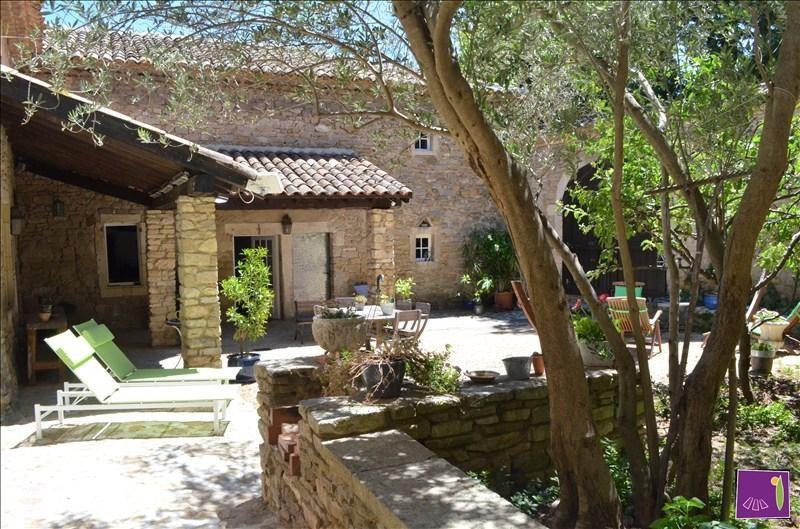 Venta  casa St paulet de caisson 379900€ - Fotografía 10