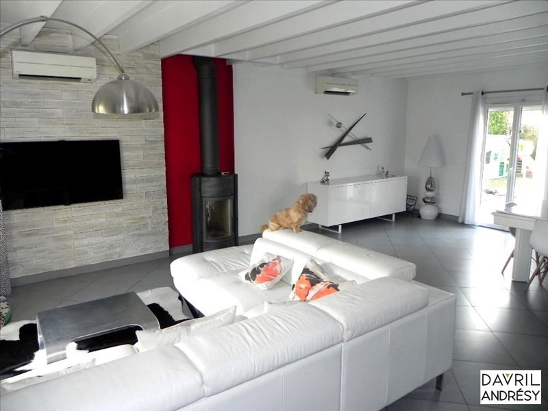 Sale house / villa Maurecourt 555000€ - Picture 2