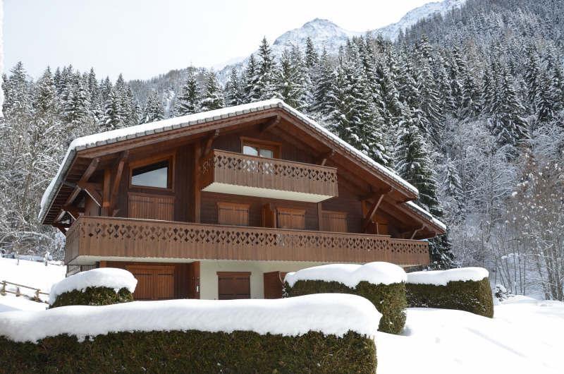 Verkoop  appartement Les houches 190000€ - Foto 1