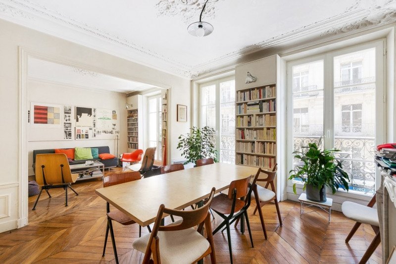 Vente appartement Paris 8ème 970 000€ - Photo 1