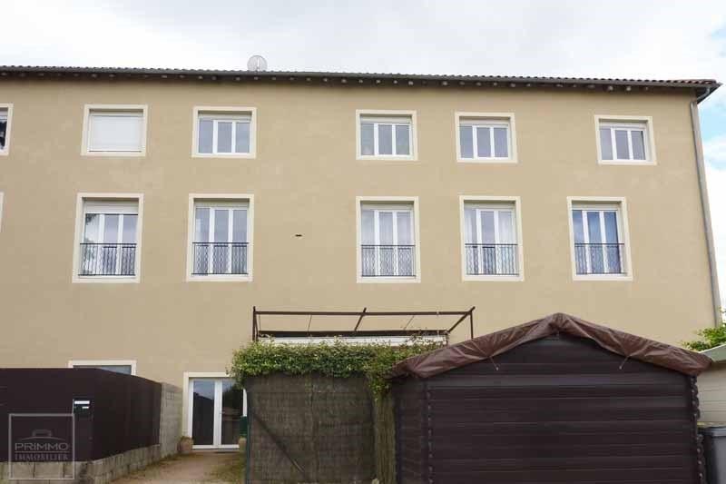 Rental apartment Lissieu 710€ CC - Picture 1