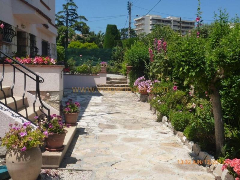 Vendita nell' vitalizio di vita casa Antibes 498000€ - Fotografia 11
