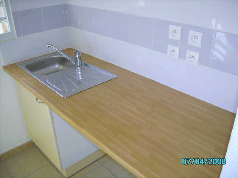 Rental apartment Baie mahault 520€ CC - Picture 3