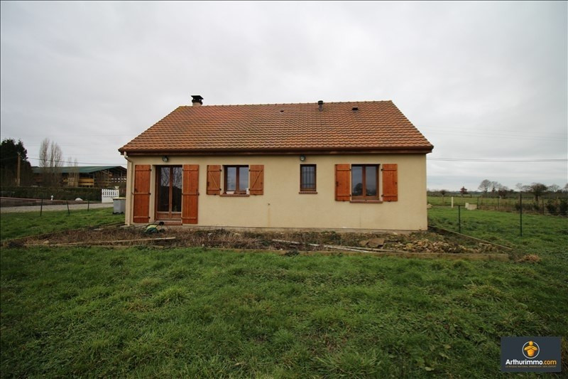 Vente maison / villa Brionne 138000€ - Photo 6