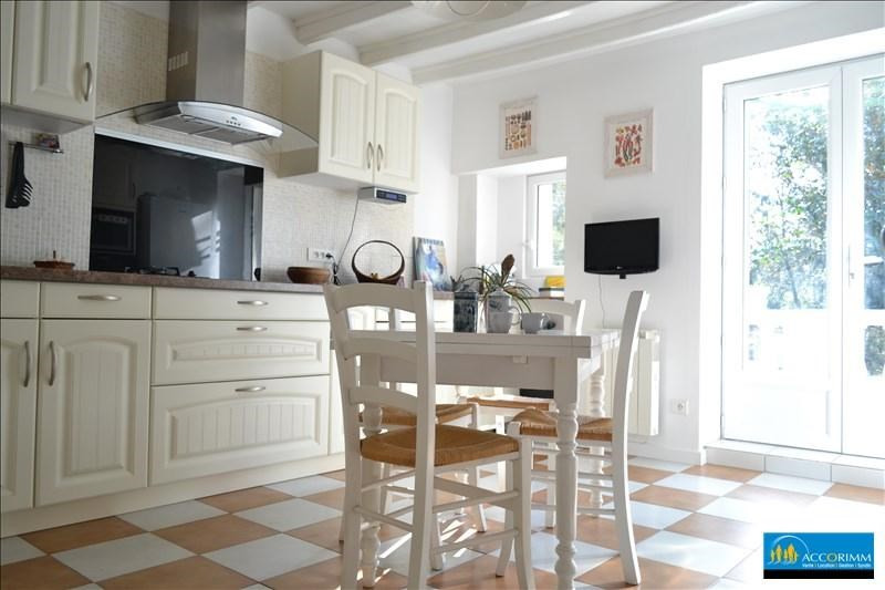 Vente de prestige maison / villa St just chaleyssin 539000€ - Photo 5
