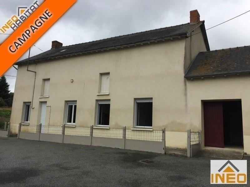 Location maison / villa Vignoc 680€ +CH - Photo 1