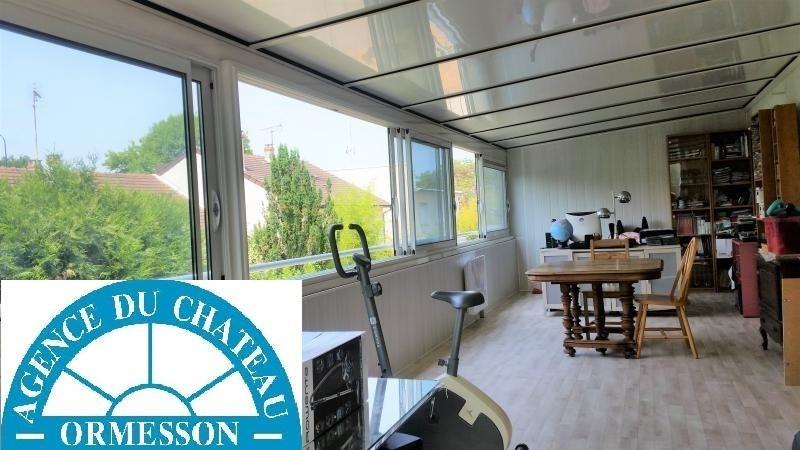 Sale house / villa Le plessis trevise 314000€ - Picture 1