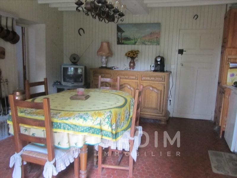 Sale house / villa St sauveur en puisaye 83000€ - Picture 4