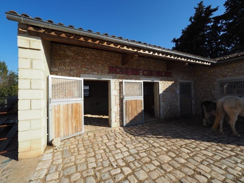 Immobile residenziali di prestigio casa Uzes 2700000€ - Fotografia 13