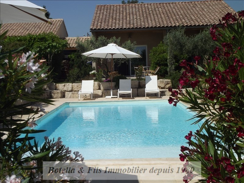 Deluxe sale house / villa Goudargues 1 265 000€ - Picture 16
