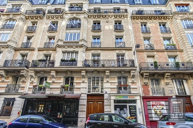 Investment property apartment Paris 18ème 199 000€ - Picture 7