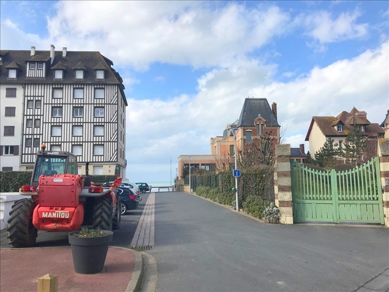 Vente appartement Blonville sur mer 77 000€ - Photo 1