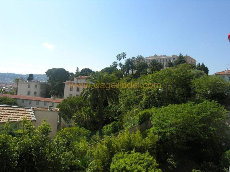 Vendita nell' vitalizio di vita appartamento Nice 89000€ - Fotografia 3