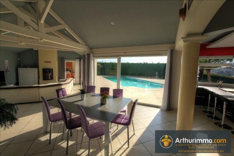 Deluxe sale house / villa La cote st andre 735000€ - Picture 6