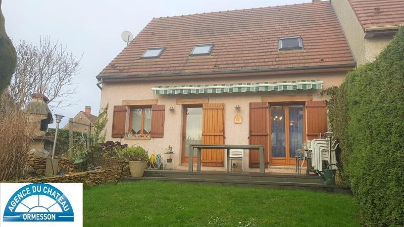 Vente maison / villa Noiseau 380000€ - Photo 1