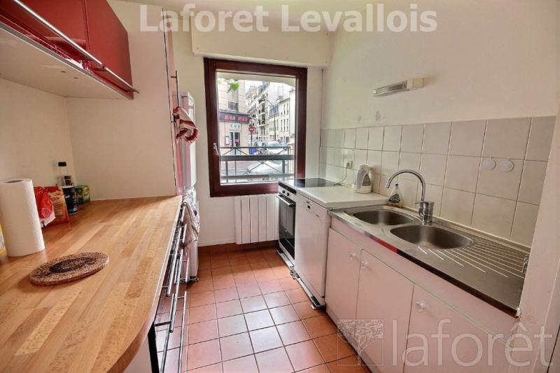 Vente appartement Levallois perret 480000€ - Photo 2