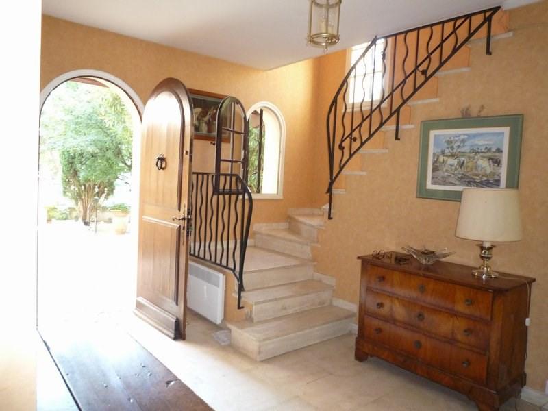 Sale house / villa Orange 384000€ - Picture 3