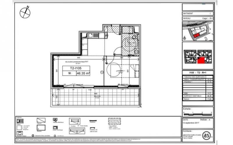 Vente appartement Montpellier 225000€ - Photo 2