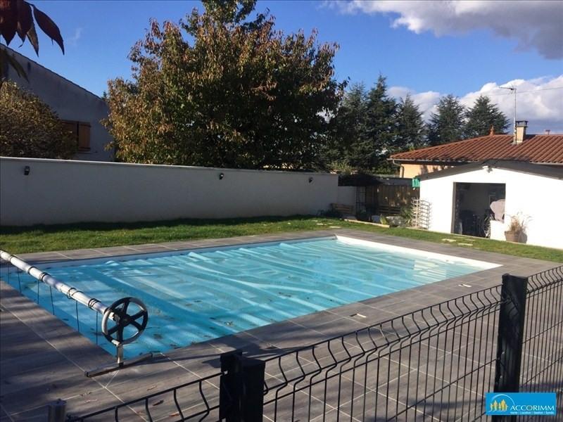 Vente maison / villa Ternay 398000€ - Photo 2