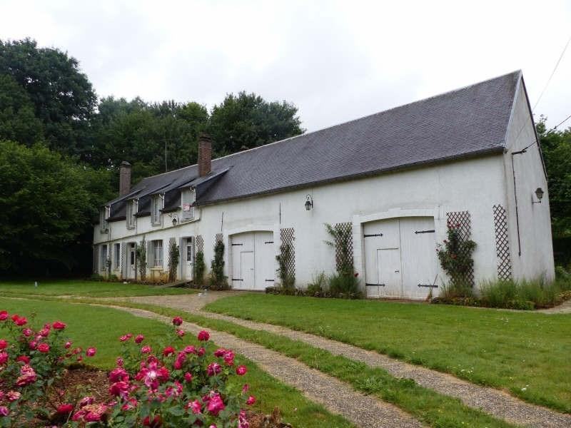 Sale house / villa Boeurs en othe 132000€ - Picture 1
