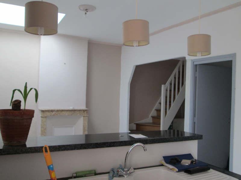 Sale apartment Sete 102000€ - Picture 1