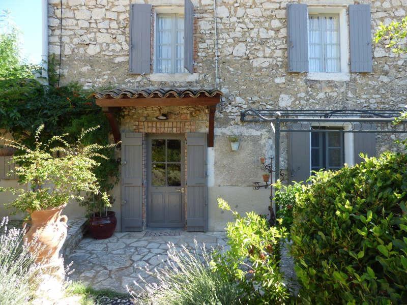 Vente de prestige maison / villa Uzes 545000€ - Photo 8