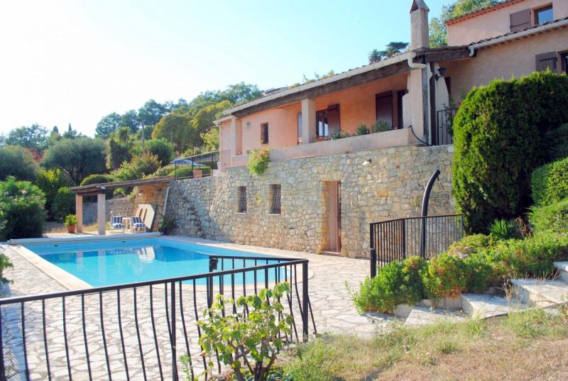 Vente de prestige maison / villa Montauroux 688000€ - Photo 1