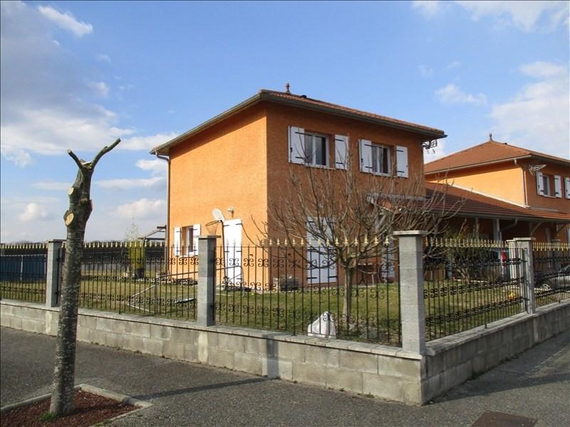 Vente maison / villa St hilaire du rosier 188000€ - Photo 2