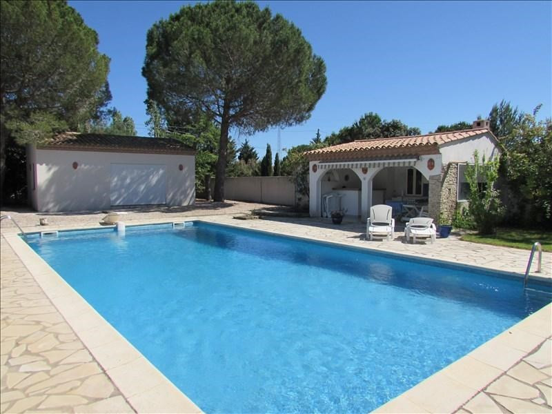 Deluxe sale house / villa Maraussan 520 000€ - Picture 2
