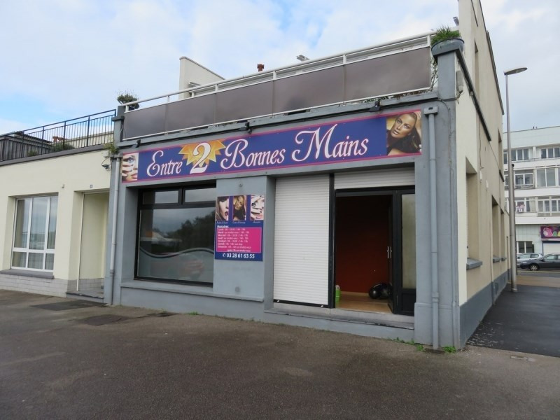 Location local commercial Dunkerque 980€ HT/HC - Photo 1