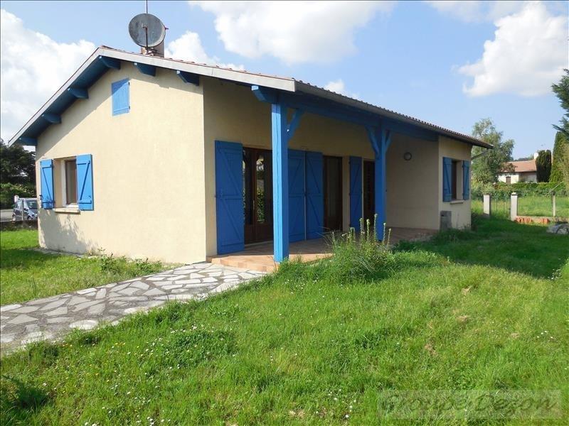 Vente maison / villa Castelginest 245000€ - Photo 1
