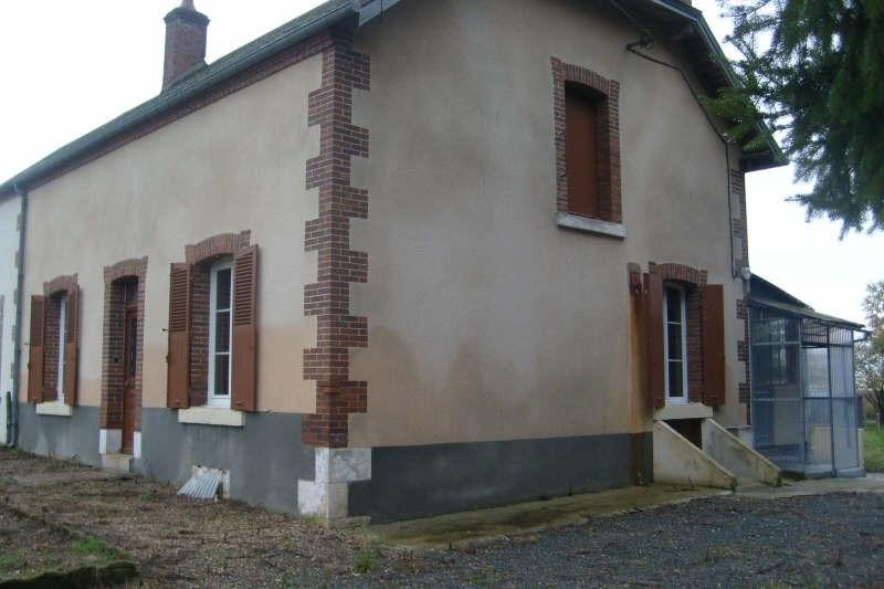 Sale house / villa Henrichemont 89000€ - Picture 2